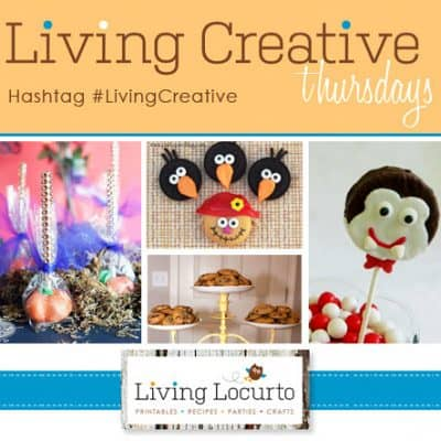Fun Food Ideas for Fall – Living Creative Thursday
