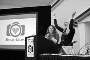 I Heart Faces Photography Conference - Dallas, Texas - Amy Locurto - Angie Arthur