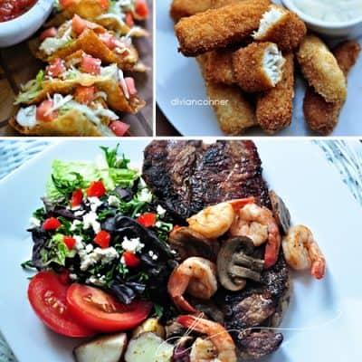 3 Easy Dinner Recipe Ideas & News