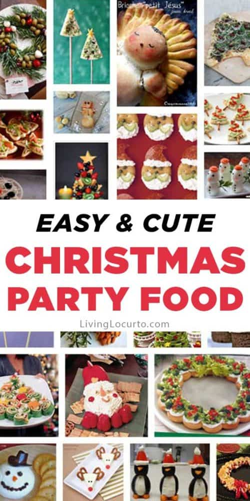 Food For Christmas Party.25 Christmas Appetizers Easy Holiday Party Recipes