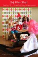 Elf on the Shelf Photo Booth {Printable Props}