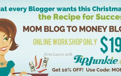 Mom Blog to Money Blog Workshop