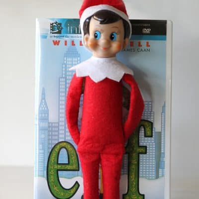Elf on the Shelf as Elf the Movie