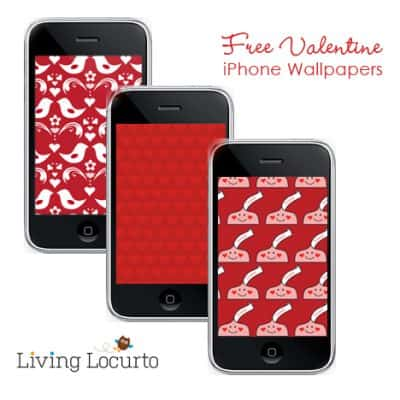 Free Valentine iPhone Wallpaper