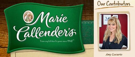 Marie Callenders Blogger - Amy Locurto