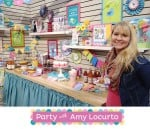 Party with Amy Locurto – CHA Show Sneak Peek