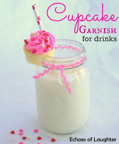 Cupcake-Garnish-Valentine-Drink