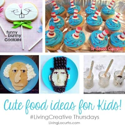 Cute Fun Food Ideas for Kids
