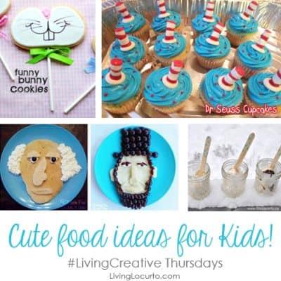 Cute Fun Food Ideas for Kids