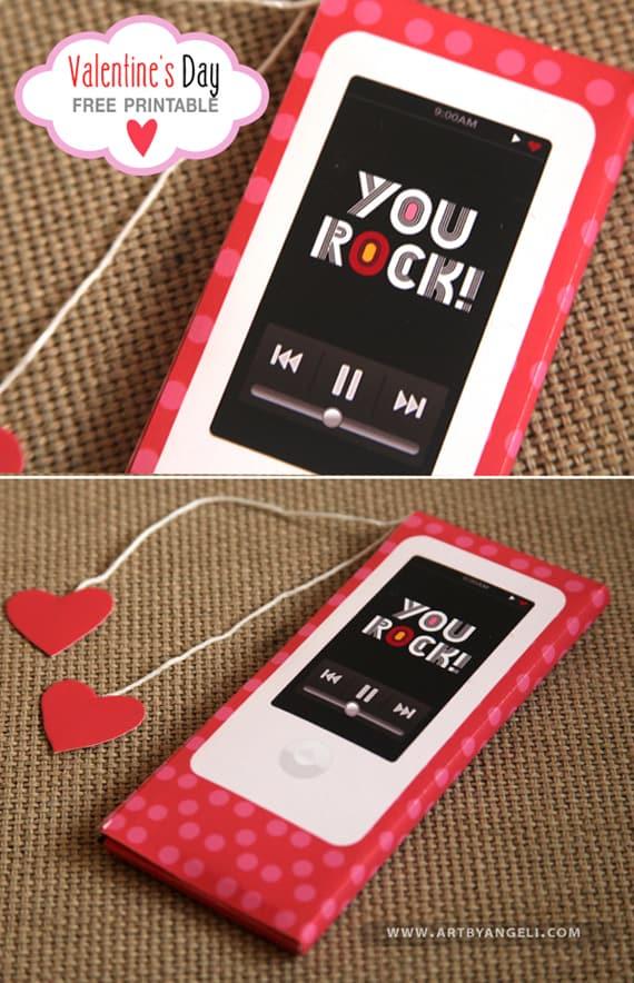Free-Valentine-iPod