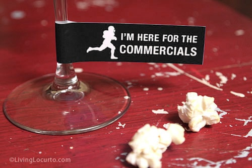 "Host a funny Football Funeral ""In Mourning of"" Your Team Who Didn't Make it. Super Bowl Party Free Printables by LivingLocurto.com"