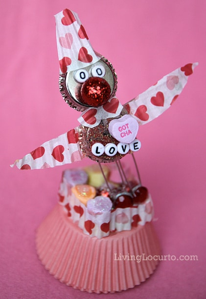 Family Craft Idea | Snow Day | Blizzard Weather Living Locurto | Valentines Day