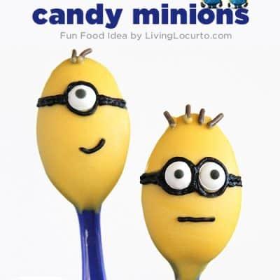 Despicable Me Minion Party Desserts