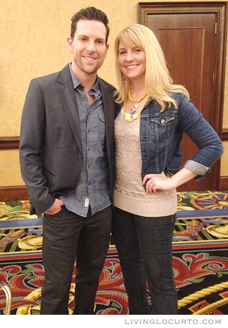 Chris Mann & Amy Locurto