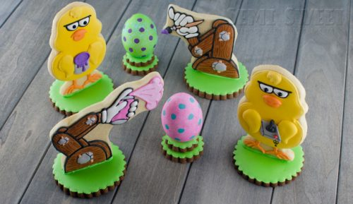 Free Easter Cookie Instructions