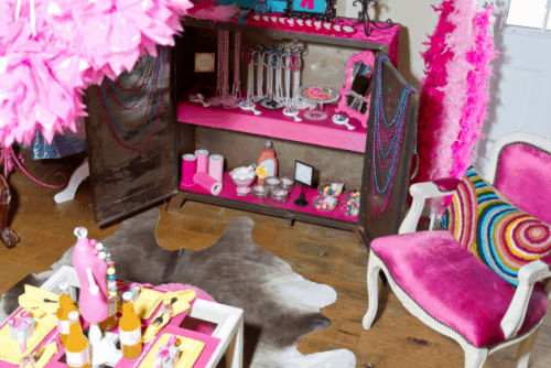 Dress Up Party Ideas by Double The Fun Parties   Living Locurto