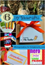 6 Teacher Gift Living Creative Ideas for LivingLocurto.com