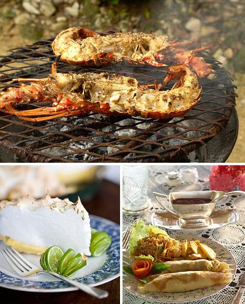 Bluefields Bay Jamaica Villas - All-Inclusive Luxury Resorts - Amazing Food