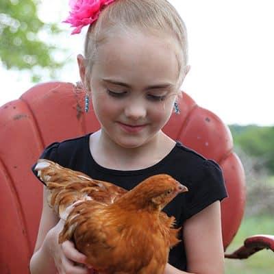 Chickens, Fish & A Golf Cart in Pawhuska