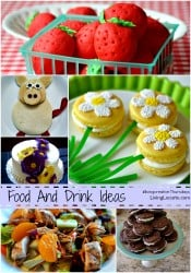 Living Creative Food and Drink Ideas from LivingLocurto.com