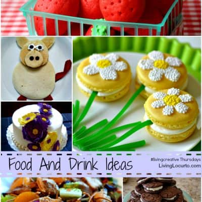 Fun Food Ideas {Living Creative Thursday}