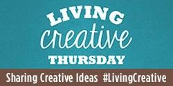 Living Creative Thursday on LivingLocurto.com