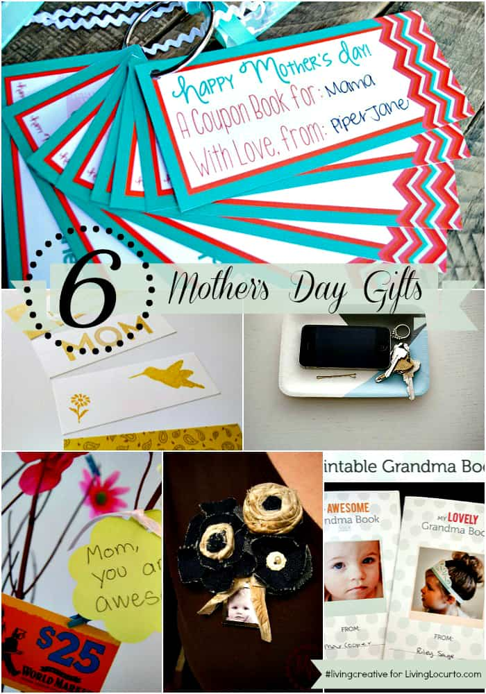 Mother's Day Ideas for #livingcreative Thursday with LivingLocurto.com