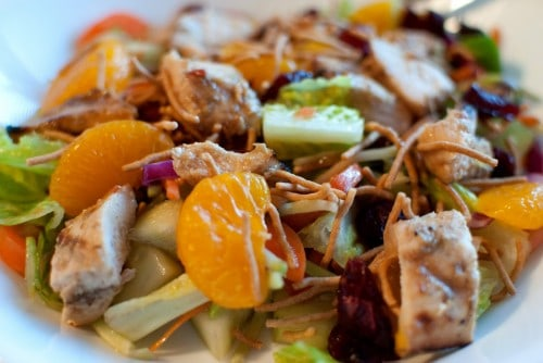 Thai Chicken Salad by Sweetpea Lifestyle