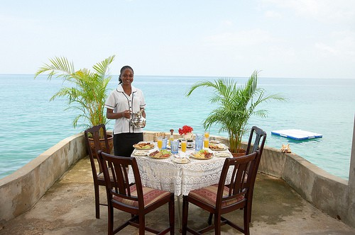 Bluefields Bay Jamaica Villas - All-Inclusive Luxury Resorts - Breakfast