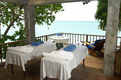 Bluefields Bay Jamaica Villas - All-Inclusive Luxury Resorts - Massages on the Beach