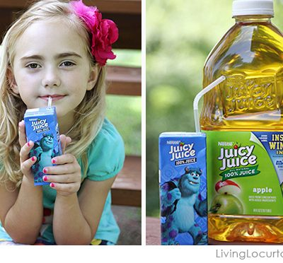 Monster University & Juicy Juice College Adventure! {Giveaway}