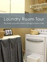 Laundry Room Tour