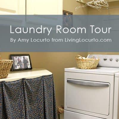 Laundry Room Tour