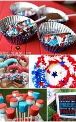 Fourth of July Recipe and Idea Roundup at Living Locurto