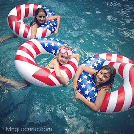 Summer Fun - I Heart Faces Photo Challenge livinglocurto.com
