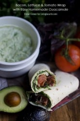 Bacon-Guacamole-Wrap-Recipe