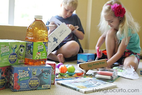 Summer Play Date Ideas with Juicy Juice