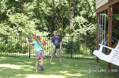 Summer Play Date Ideas - Outdoor Kid Activities