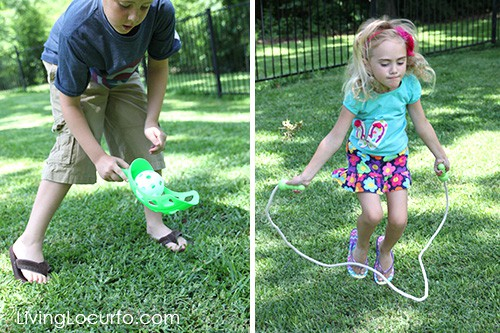 Summer Play Date Ideas - Outdoor Kid Activities
