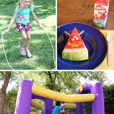 Summer Play Date Ideas & Juicy Juice Giveaway