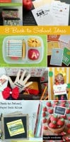 8 Great Back to School Ideas