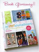 mARTshmallows Book – The Art of Designing with Marshmallows {Giveaway}