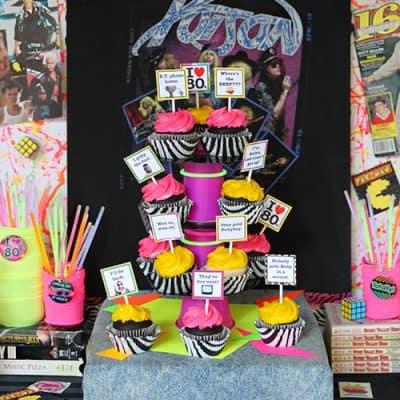 Awesome 80's Birthday Party Ideas – Jello Shots Recipe