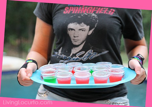 awesome 80 s birthday party ideas 1980 s party printables