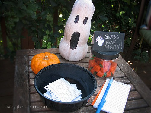 13 Halloween Party Recipe Ideas. LivingLocurto.com