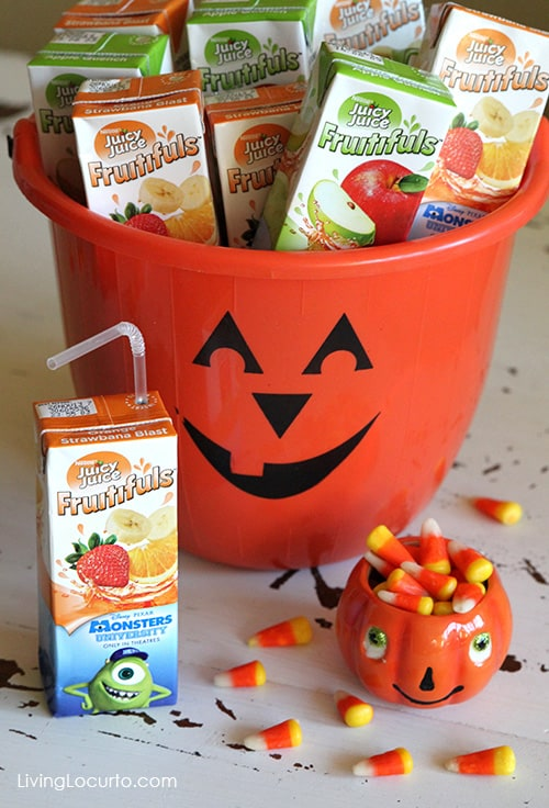 13 Halloween Party Recipe Ideas. A Juicy Juice Giveaway LivingLocurto.com