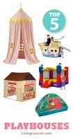 Top 5 Playhouses for Kids