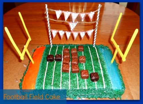 Crazy Lou Creations has Football Party Ideas that are fun for any age of boy! Featured on Living Creative Thursdays LivingLocurto.com