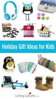Christmas Holiday Gift Ideas for Kids. LivingLocurto.com