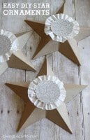 Easy-DIY-Star-Ornaments